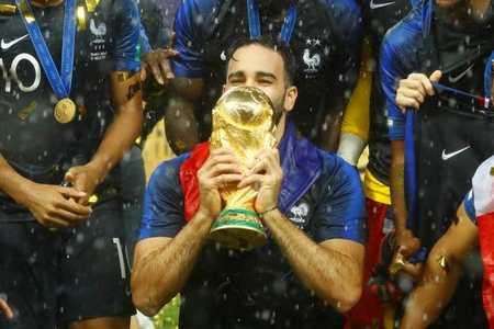 """法国中卫宣布退出充值代理怎么做国家队 世界杯最强""""吉祥物""""0出场"""
