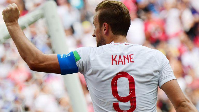 英格兰队史第二人!凯恩打进6球荣膺世界杯金靴