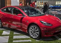 特斯拉缩短Model 3交货期,最快一个月就能够提