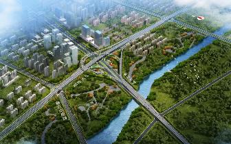 路泽太高架二期工程交通方案评估评审会召开