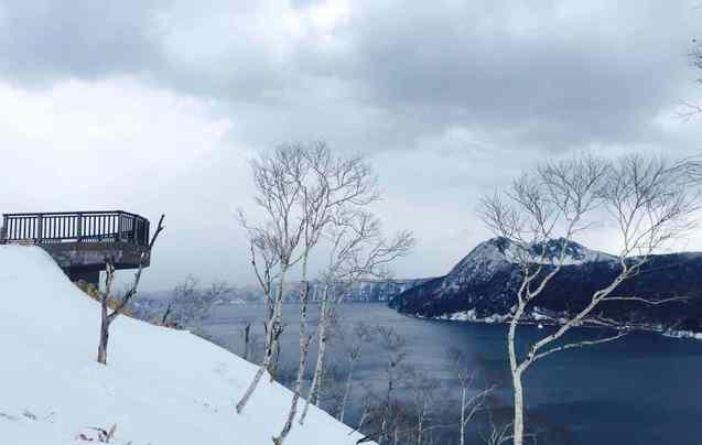 这么多人来北海道这个地方 只为寻找爱情