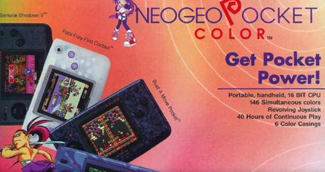 见证街机格斗的黄金年代!NeoGeo mini主机评测