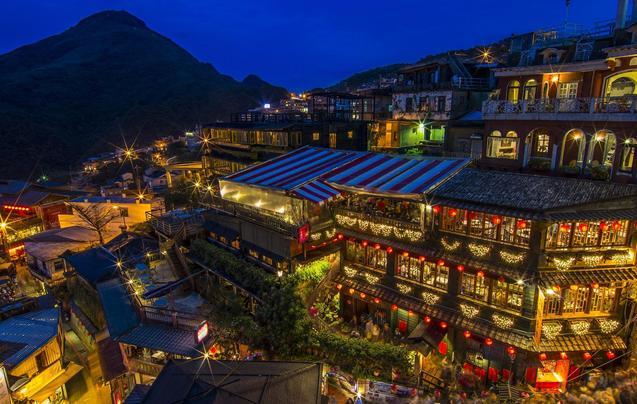 来台湾看看夜景吧