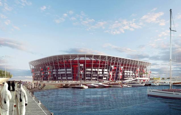 下届世界杯场馆抢鲜看 如何玩转壕国卡塔尔