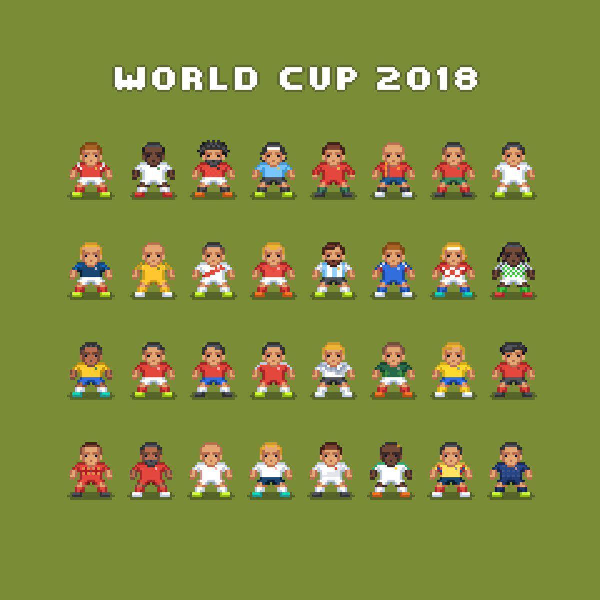 假如它是一款游戏:如何评价《2018世界杯》?
