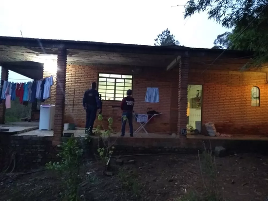 巴西国脚母亲在家中遭绑架 救援成功主犯潜逃