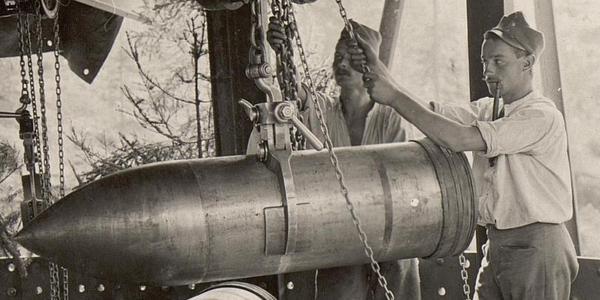 一战时期的420毫米巨型榴弹炮