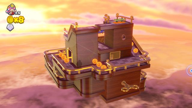 小蘑菇箱庭寻宝记 《前进!奇诺比奥队长》评测