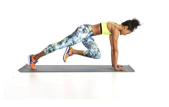 5项无器械训练 帮助跑者加速身体恢复