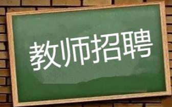 高阳县公开招聘中小学教师300名