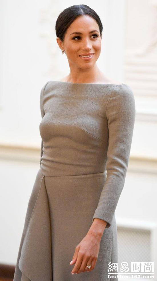 梅根花钱如流水?两月穿的衣服等于凯特一年置装费