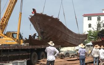 非法造船?银海区严厉打击非法造船厂违规作业