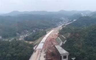 有进展:梅汕高铁丰顺隧道2至3号斜井段提前贯通