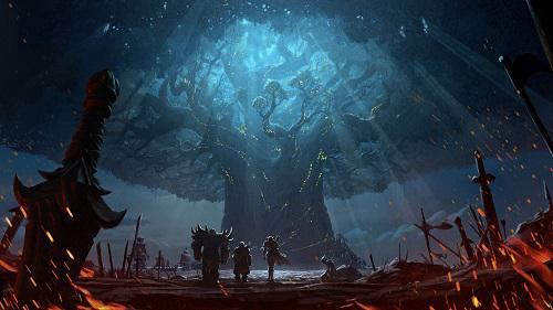 魔兽世界全新内容上线 吹响艾泽拉斯争霸号角