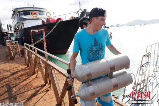 泰旅局跟进海上安全措施 盼重拾中国游客信心