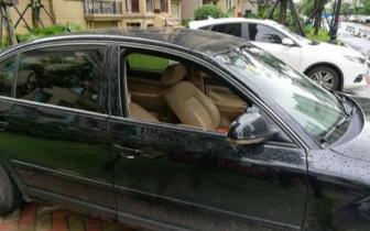 南昌县一小区49辆私家车被砸窗盗窃 嫌犯落网