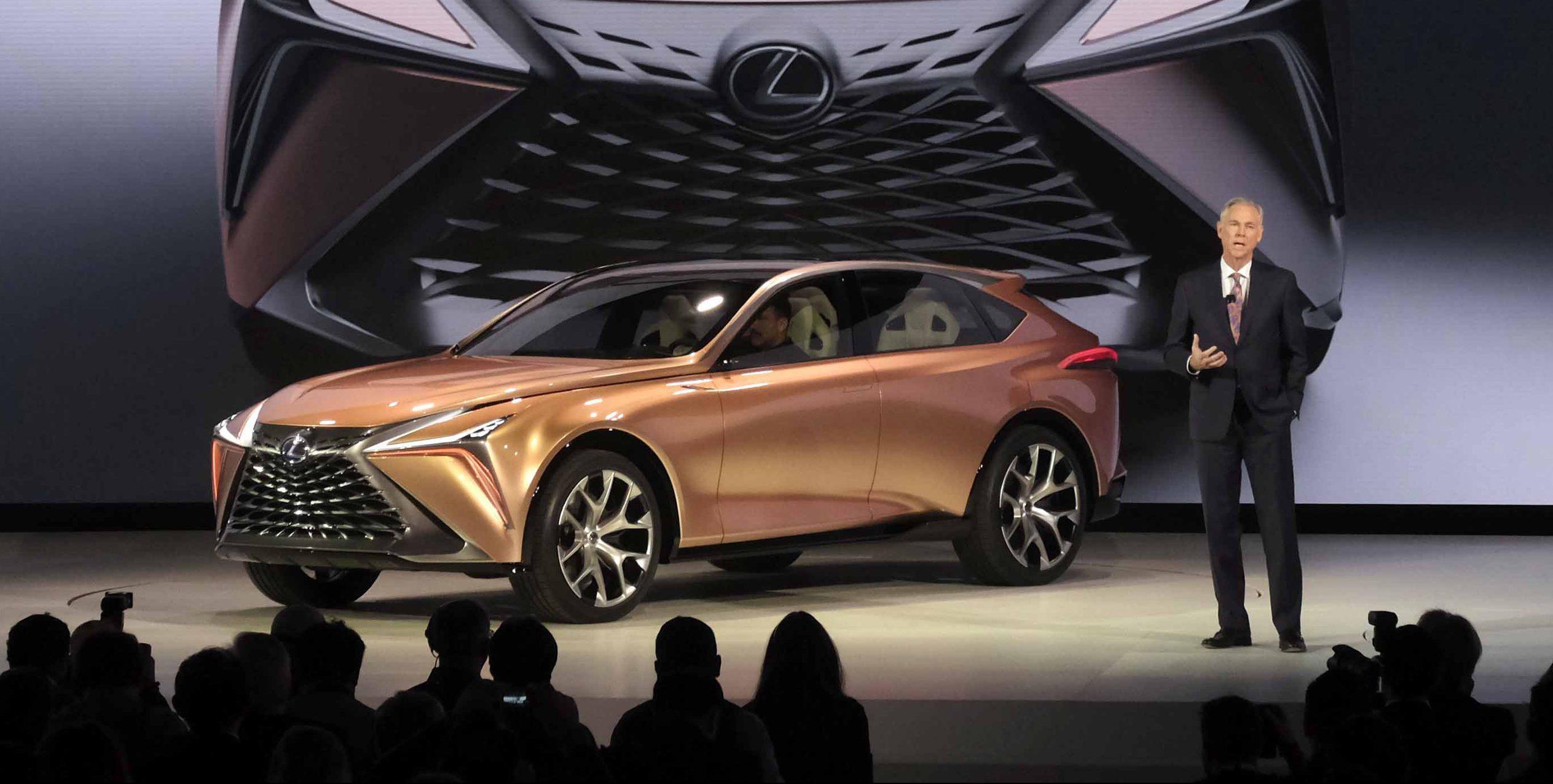 雷克萨斯总裁泽良宏:纯电动车黄金时代还没到来