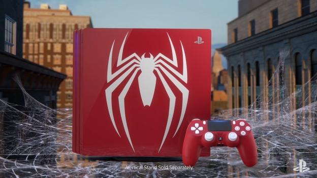 《漫威蜘蛛侠》故事预告片公布 将推出蜘蛛侠同捆PS4套装