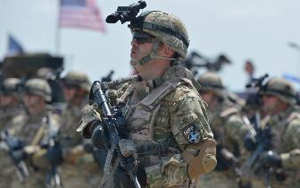 特朗普抱怨美韩军演太贵 11月要花差不多的钱阅兵