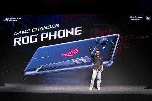游戏手机市场再现强力竞争对手 华硕HTC相继加入