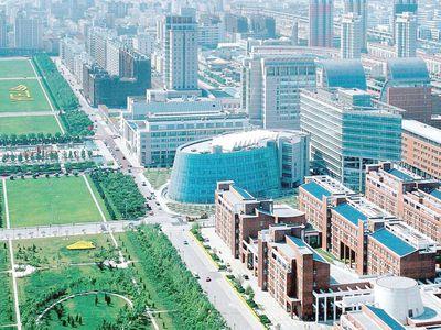 津珠江道西延线已列入滨海新区2018年重点工程