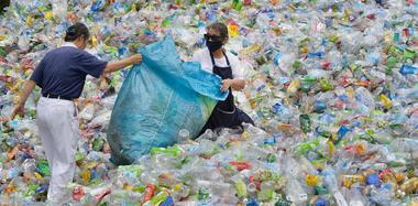 台湾塑料回收已持续十多年 今回收率超70%