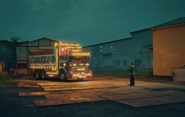 花上万欧元装扮卡车 日本车主真想得开