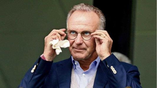 鲁梅尼格:德国足协高层太业余 拉姆应去当副主席