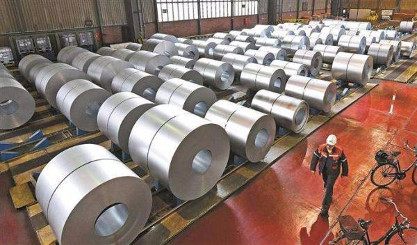 新华国际时评:美国就钢铝关税反诉属强盗逻辑