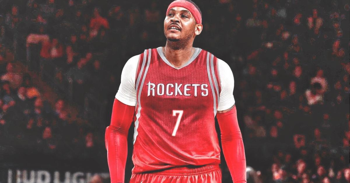 加盟火箭已成定局?Carmelo Anthony可以在火箭的體系中充當怎樣的角色?