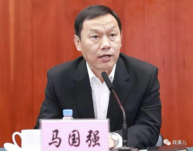马国强任武汉市委书记 此职位已空缺4个月
