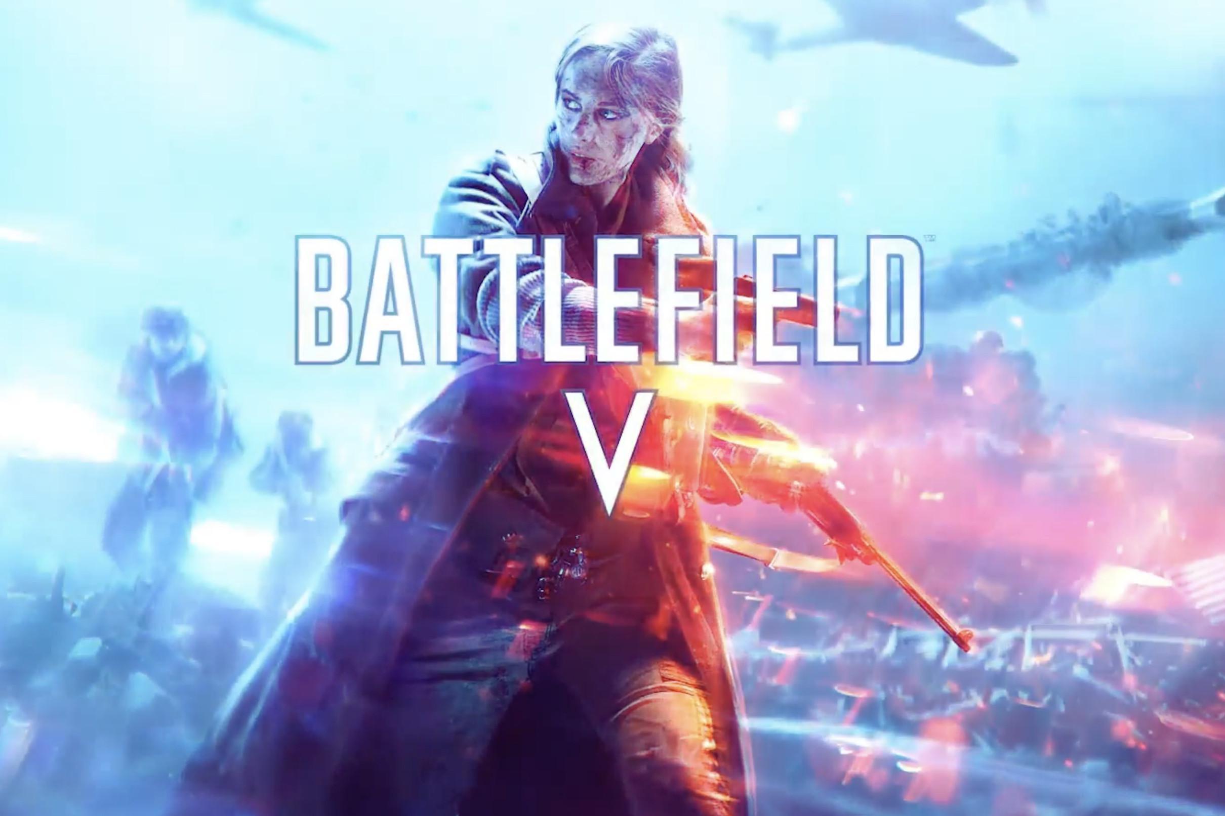 EA讲述《战地5》单人故事 将会采用章节叙述二战