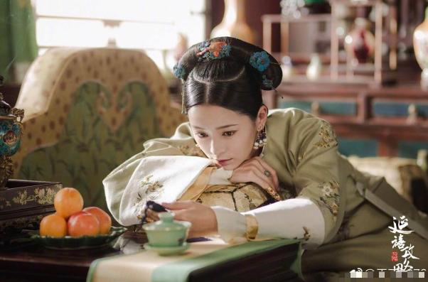 《延禧攻略》开播 王媛可现已加入豪华套餐