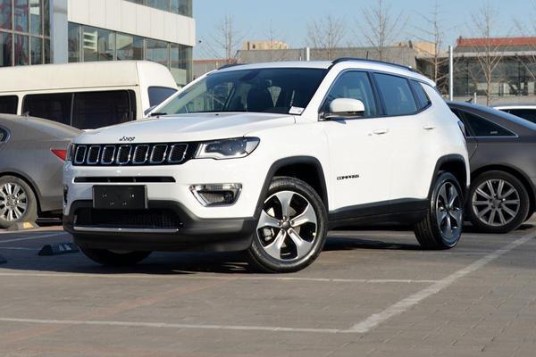 一周降价榜:Jeep指南者值降3.85万