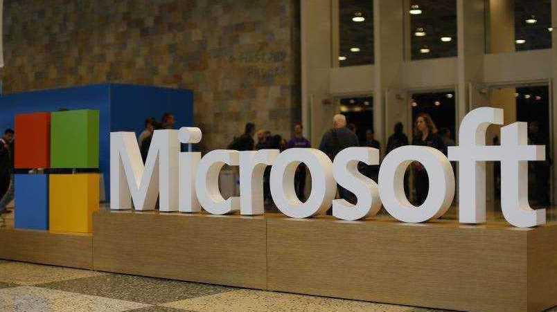微软股价受财报提振 周五大涨约5%
