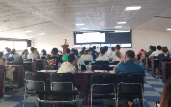 高阳人社局开展就业创业政策宣传活动
