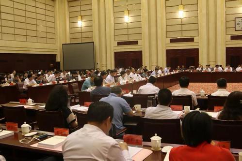 自治区政协召开全区市县(市、区)政协主席工作座谈会