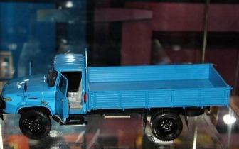 德国卡车模型走红 卡车模型竟卖出天价!