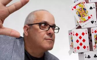世界近台魔术师 领略魔术世界《不能说的秘密》