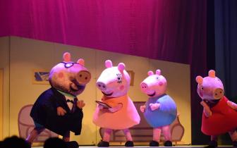 恒大名都《小猪佩奇》舞台剧  7月23日献映咸宁