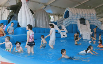 """恒大名都""""清凉水世界·狂欢嘉年华"""",一起玩转水上乐园!"""