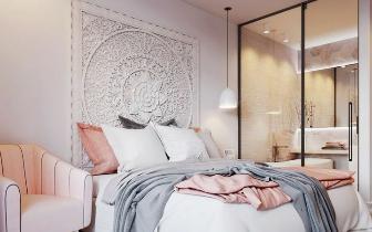 30个浪漫女性的卧室设计,超赞!