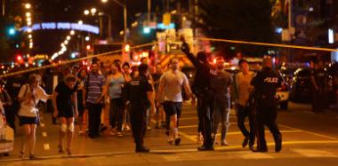 多伦多发生枪击案 至少造成2人死亡13人受伤