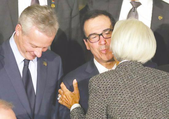 IMF总裁:美国挑起的经贸摩擦将导致全球经济缩水