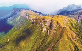 龙岩要建世界地质公园啦!先来看看新罗的奇绝砂岩