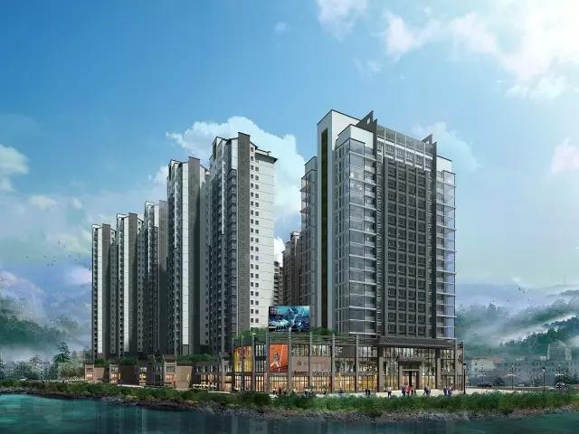 凤凰新城取得预售许可证 喜封金顶 样品房开放