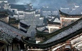 湖南的美丽古村 再说凤凰只会被嘲笑!