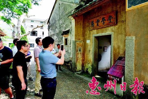 惠阳发展全域旅游有优势有资源