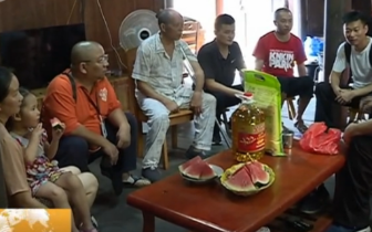 脱贫攻坚进行时:自治区志愿服务活动走进龙胜县
