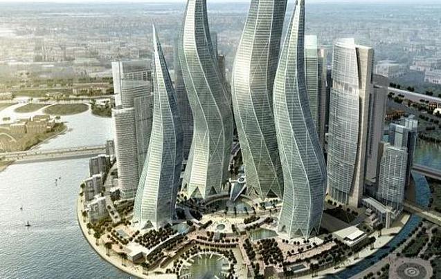 """""""疯狂""""建筑 土豪迪拜的世界你真的懂么?"""